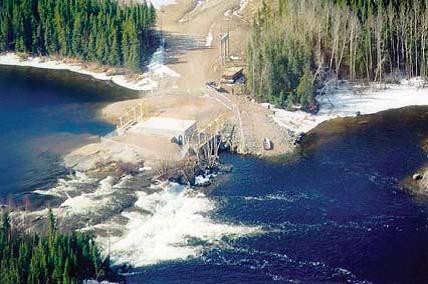 Dam Types - Ontario Rivers Alliance