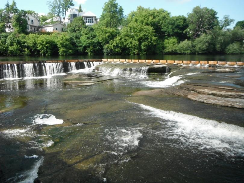 Almonte, Mississippi River