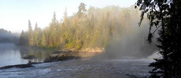 Save Big Falls - Trout Lake River