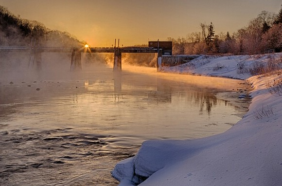 Springbank Dam, Photo by Paul Roedding Photography